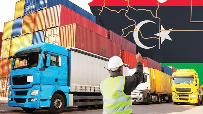 Libya'da lojistik merkez için düğmeye basıldı