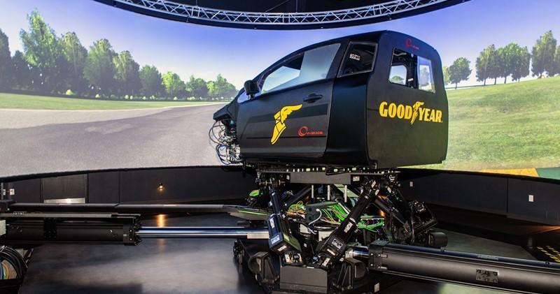 Goodyear, lastik geliştirmede bir adım daha atıyor
