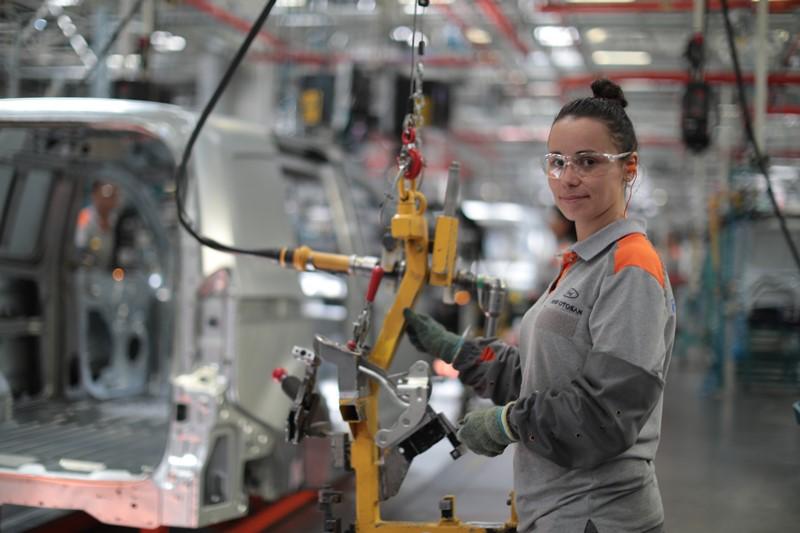 Ford Otosan 'Bloomberg Cinsiyet Eşitliği Endeksi'nde