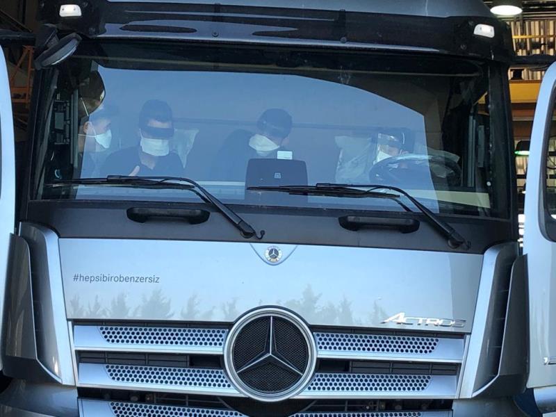 Mercedes'in bütünsel eğitim modeli bu yıl da sürüyor