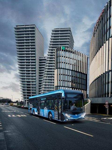 TEMSA'nın otobüsleri Prag'ı da 'elektriklendirecek