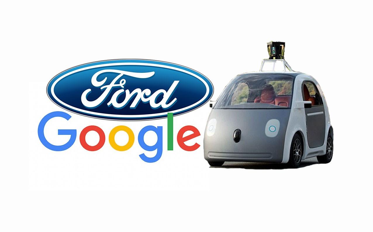 Ford ve Google'dan işbirliği: Baştan tasarlayacaklar