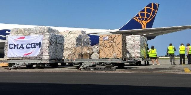 CMA CGM, dört kargo uçağı satın alıyor
