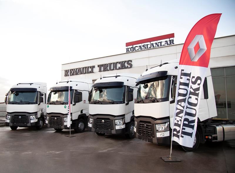 Prestij Dağıtım, gıda ürünlerini Renault Trucks ile taşıyacak