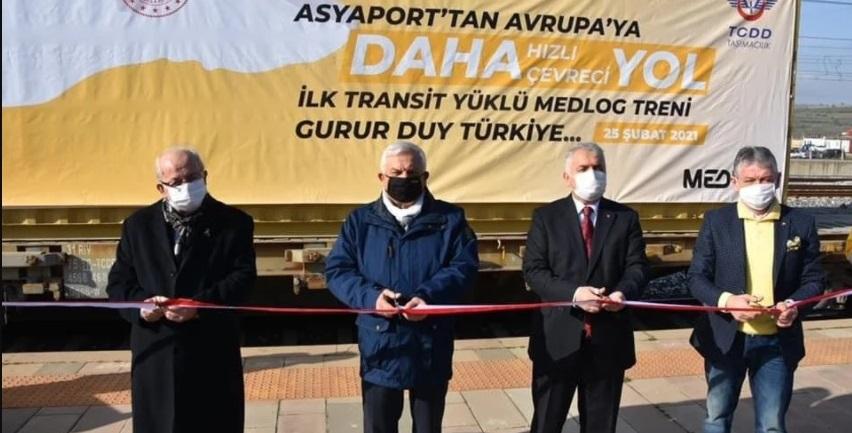 Tekirdağ'dan Bulgaristan'a tren 12 gün daha yakın