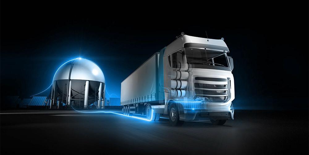 Avusturya'dan sıfır emisyonlu kamyonlara bonus