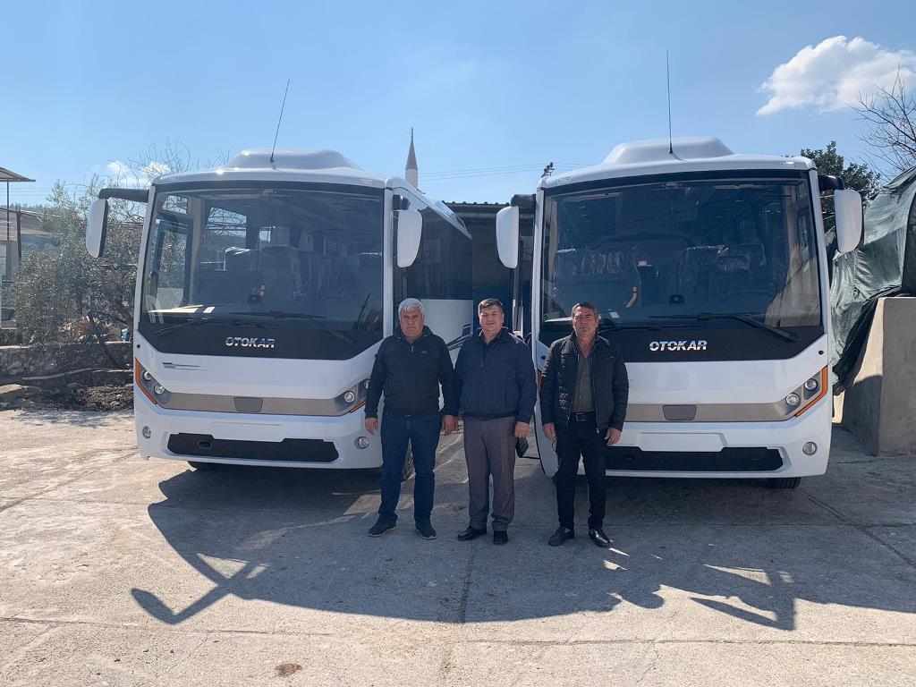 Otokar'dan FSR Turizm'e 6 Sultan Comfort
