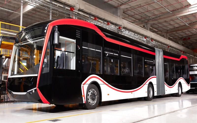 Finans AB'den Ankara'ya 3 elektrikli otobüs Bozankaya'dan