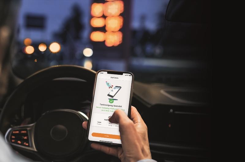 DKV mobil uygulamadan temassız yakıt alım dönemi