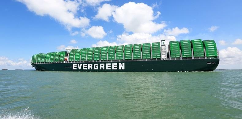 Evergreen, 2.5 milyar dolara 20 konteyner gemisi alacak