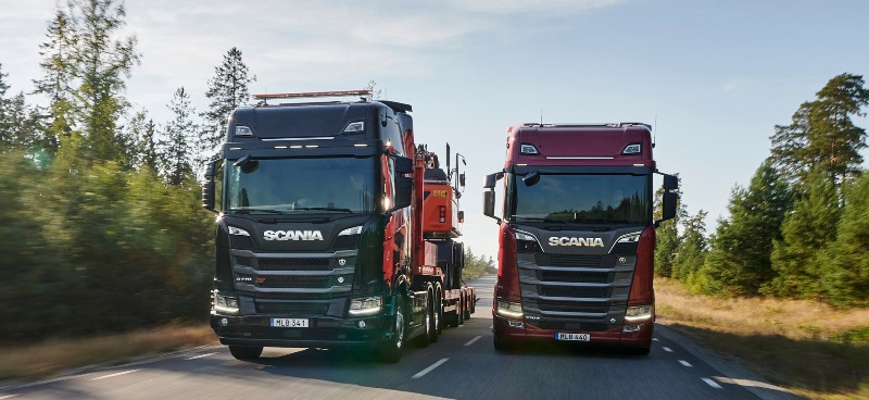 Scania, Fosil İçermeyen Çelik Kullanacak