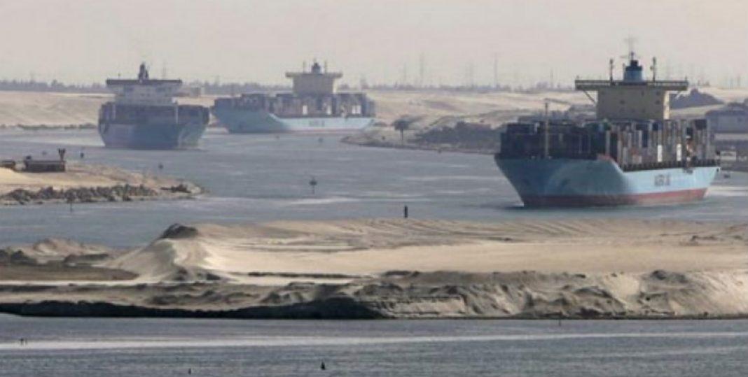 Maersk'ten Süveyş Kanalı'ndaki kaza açıklaması