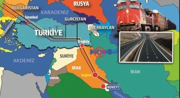Süveyş Kanalı için alternatif Ovaköy Sınır Kapısı