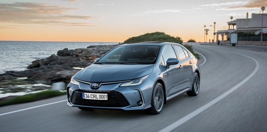 Geçen ay en çok satılan model Toyota Corolla
