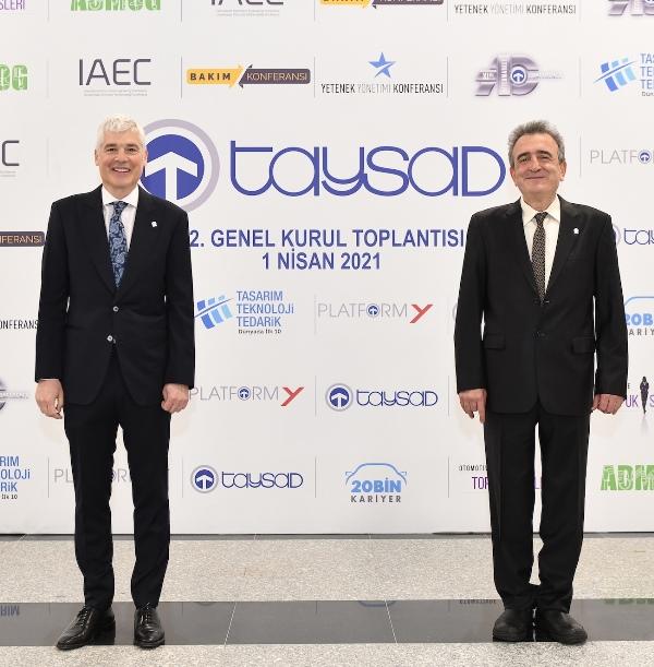 TAYSAD'ın yeni başkanı Albert Saydam