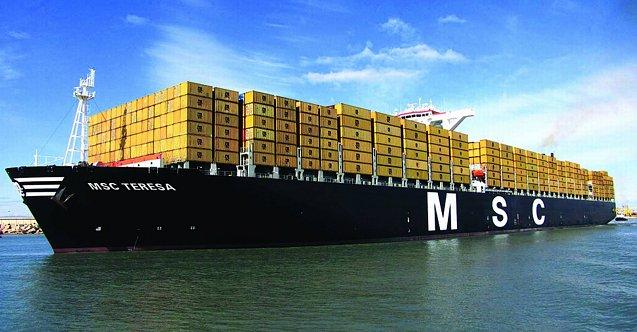 MSC, 13 konteyner gemisi daha sipariş etti