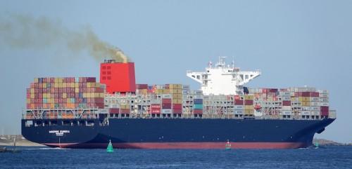 """Dünya konteyner devleri """"kötü yakıt"""" kabusu yaşıyor"""