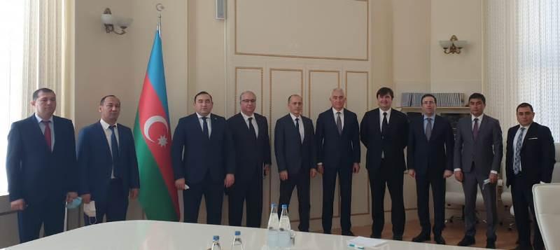 UND, Orta Koridor'un kilidini Azerbaycan ile açacak