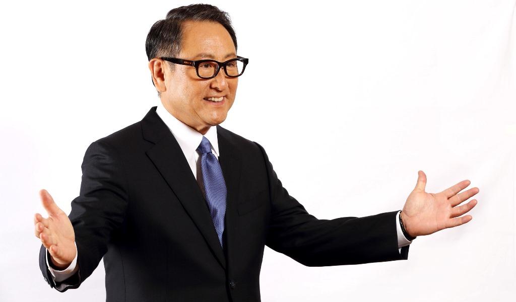 """""""2021 Yılının Dünya Otomobili İnsanı"""" Akio Toyoda"""