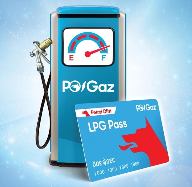 PO'dan LPG'li araç filolarını yönetecek sistem:LPG Pass