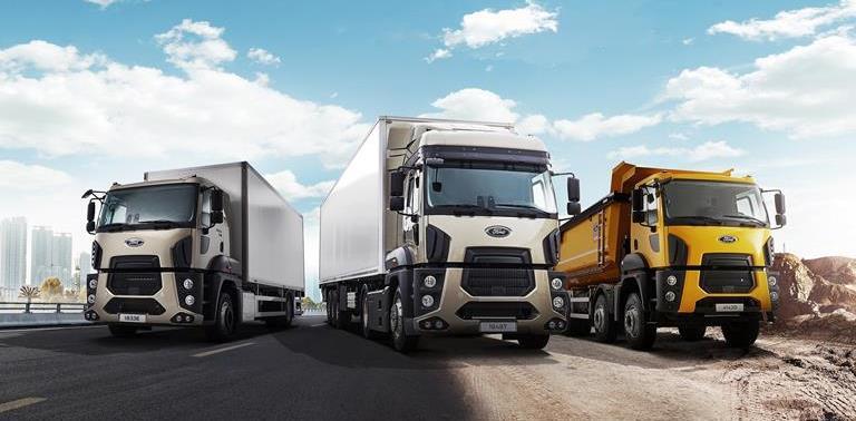 Ford Trucks pazardan umutlu, 2021'de rekor pay bekliyor