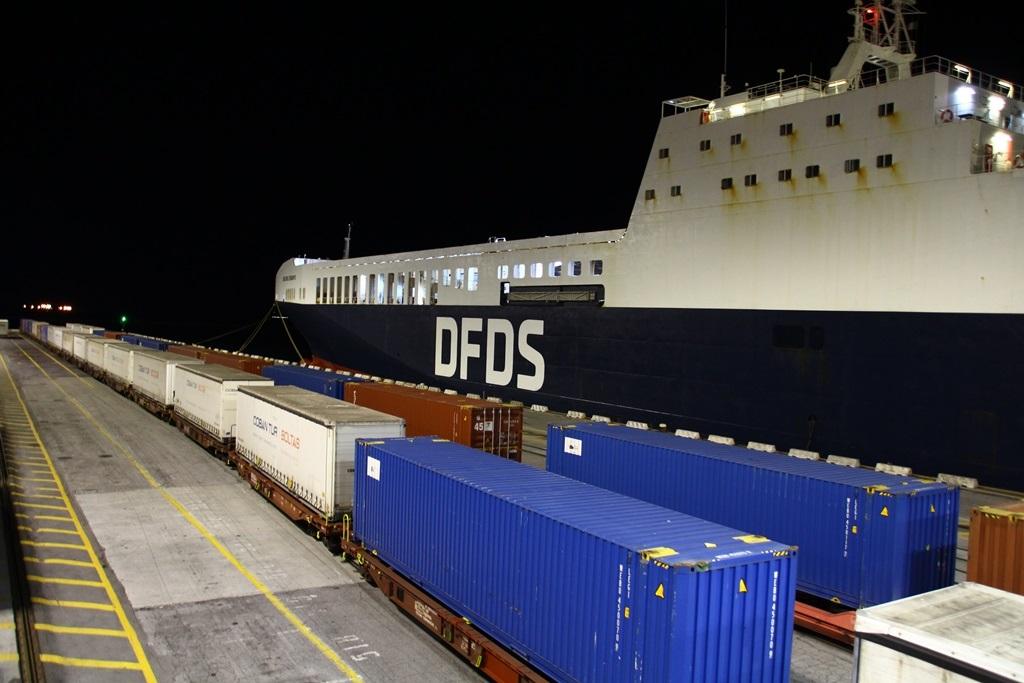 DFDS, Nürnberg-Trieste demiryolu hattını güçlendiriyor