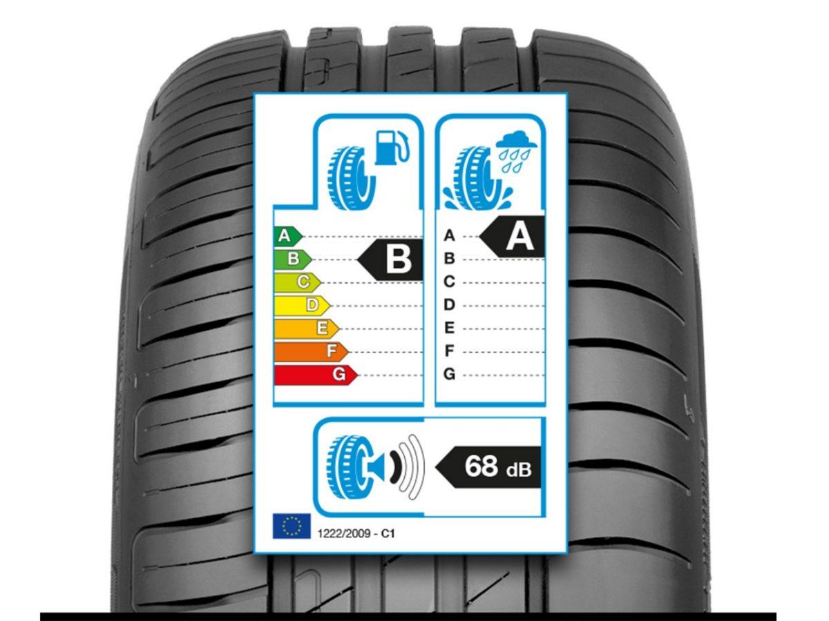 Araç lastiklerinin etiketlerine düzenleme