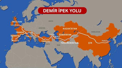 Türkiye - Çin yük treni politika önerileri