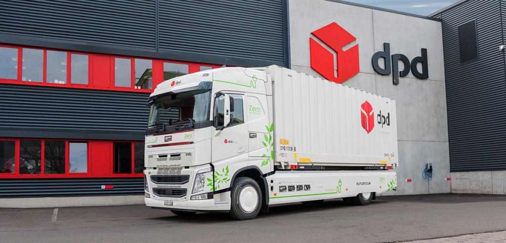 Continental İsviçre'nin elektrikli kamyonunun lastik tedarikçisi oldu