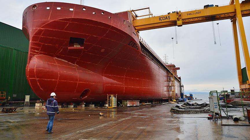Hurda gemisinin yerine yenisini inşa ettirene teşvik