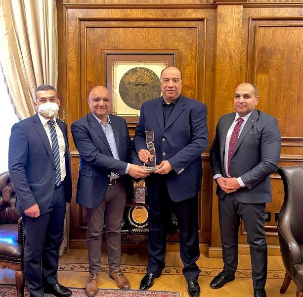 Maersk Line'dan Arkas Egypt'a Star Ödülü