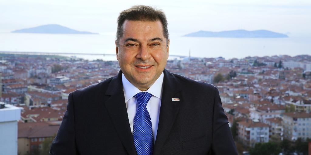 Bosch Türkiye'de Steven Young gidiyor