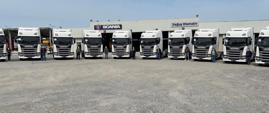 Önder Canbek, Scania filosunu genişletiyor