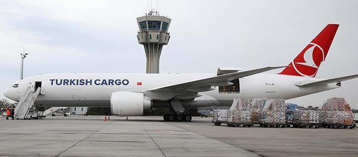 Turkish Cargo, Münih'i kargo uçuş ağına ekledi