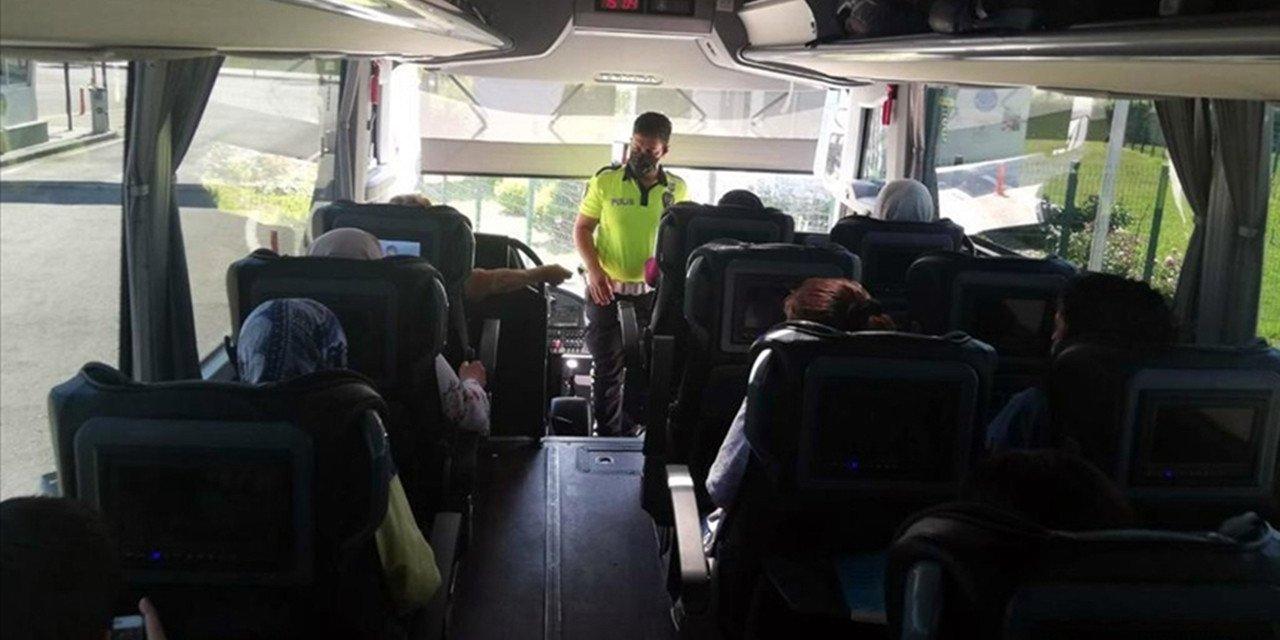 Otobüsleri 'gizli müşteri' denetleyecek