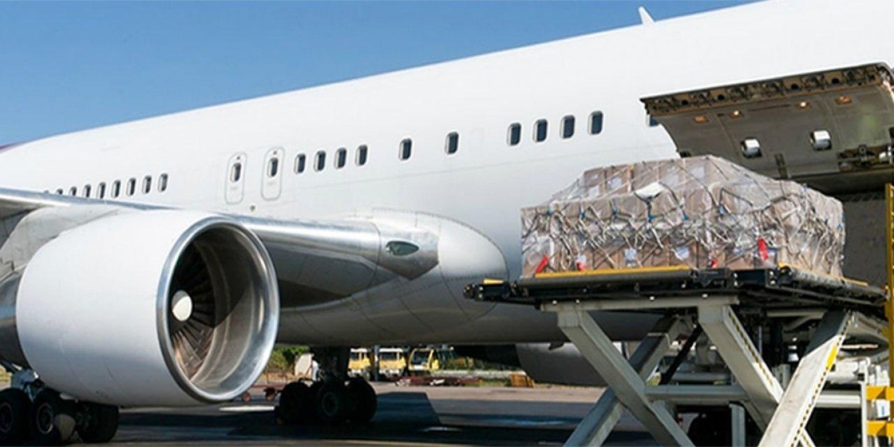 İnsansız uçakla kargo teslim rekoru kırıldı