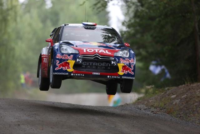 Michelin, Loeb'i Finlandiya'da zirveye taşıdı