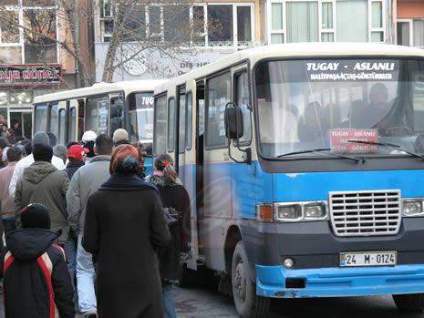 İstanbul'da minibüs dönemi sona eriyor