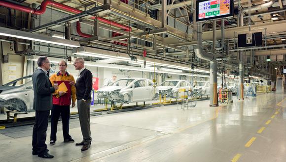 DHL, otomotiv sektöründe geleceğe hazırlanıyor