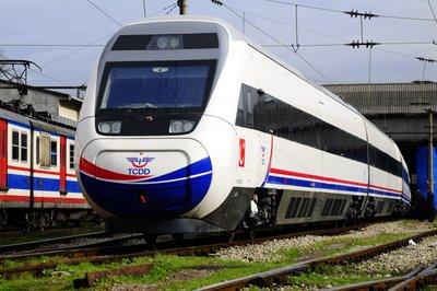 Ankara-Konya hattı için 6 yüksek hızlı tren alınacak