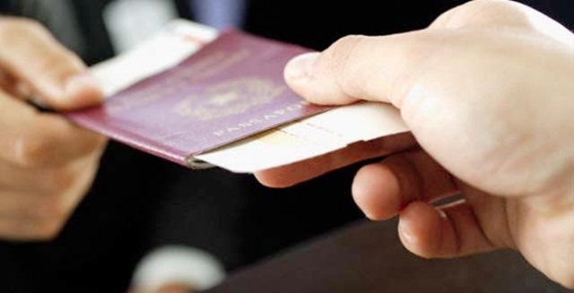 Schengen vizesinde parmak izi şart