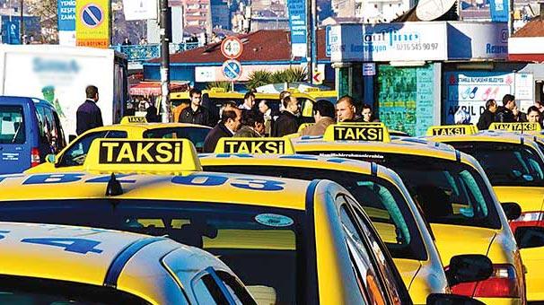 Taksiler tek numarayla kapınızda