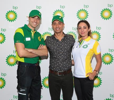 BP'de 'kaliteli hizmet'in kilit ismi pompacılar
