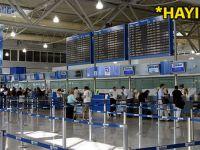 Yunanistan'a uçak bileti satışları durdu