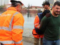 Hopa Limanı'nda gerçeği aratmayan 'sabotaj' tatbikatı