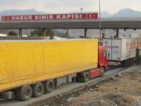 Doğu'nun sokağı, Mersin'de lojistiği etkiliyor!