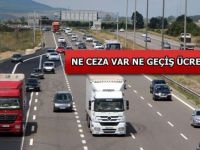 Yabancıya Türk karayolu beleş!