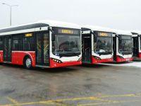 İlk elektrikli otobüslere Konyalılar binecek