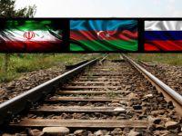 Azerbaycan ve İran demiryolu ile birleşiyor