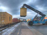 Demiryolu taşımacılığı 2020'ye hazırlanıyor